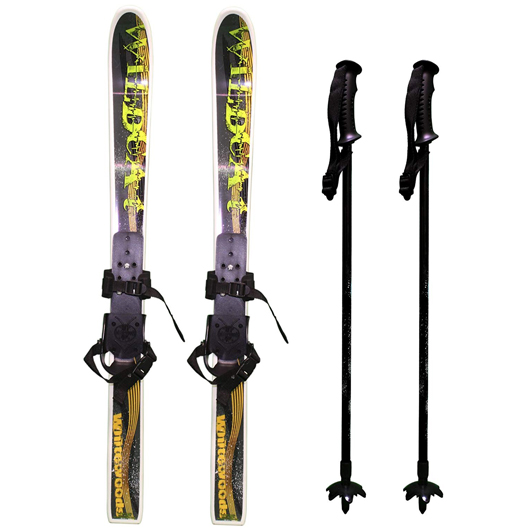 Whitewood Wild Cat Kinder Junior Cross Country Ski Set