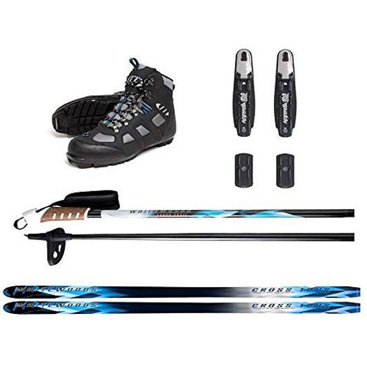 Whitewoods Adult NNN Cross Country Ski Package