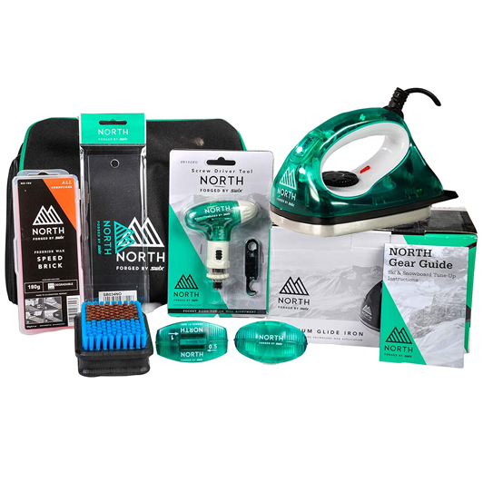 Swix North Ski Wax Kit