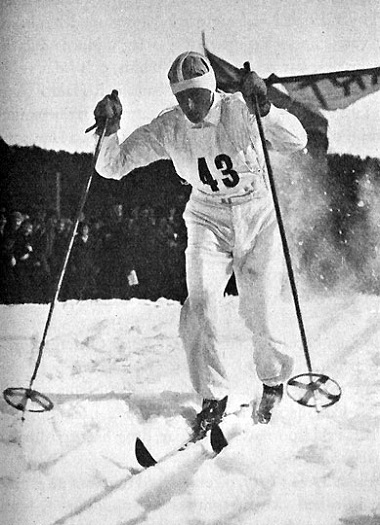 Cross Country Skiing History