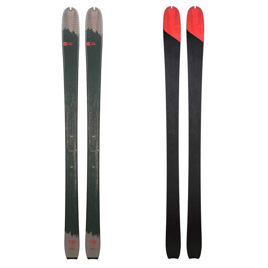 Rossignol 2020 BC 120 Wax Base Backcountry Touring Skis