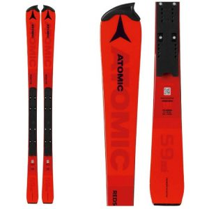 atomic 2020 redster junior race skis