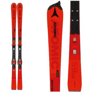 atomic 2020 redster race skis