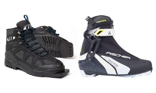cross country women ski boots