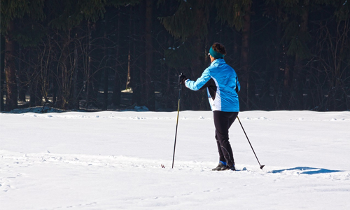 Learn Cross-Country Skiing