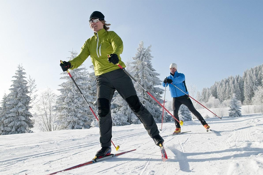 Cross-Country Skiing Gear