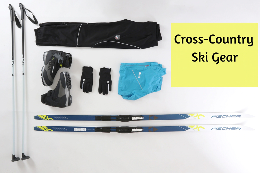 Cross-Country Ski Gear