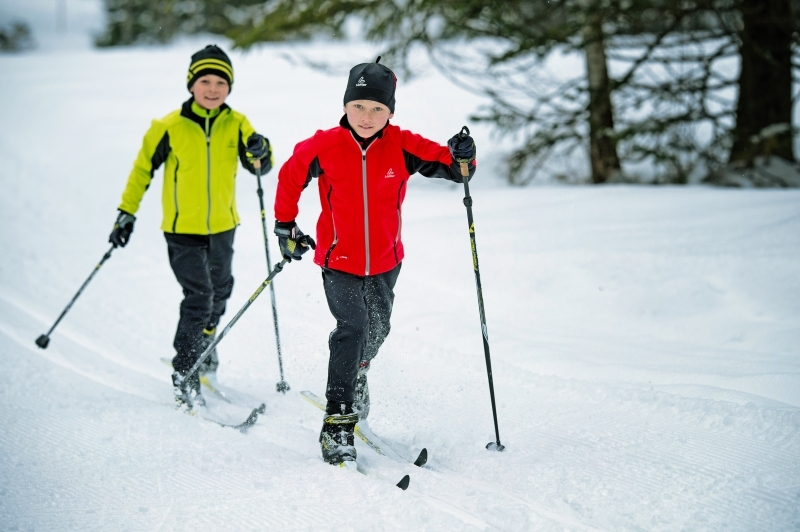cross country ski kid age
