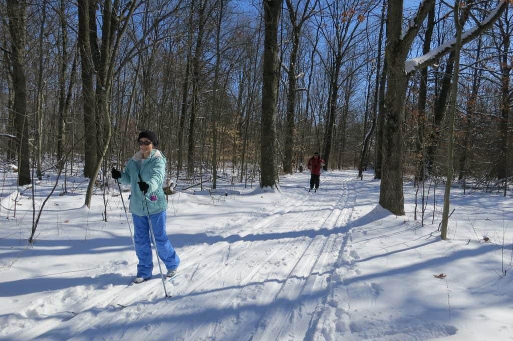 Huron Meadows Michigan Trails