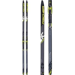 Fischer-Twin-Skin-Superlite-EF-XC-Skis-Mens