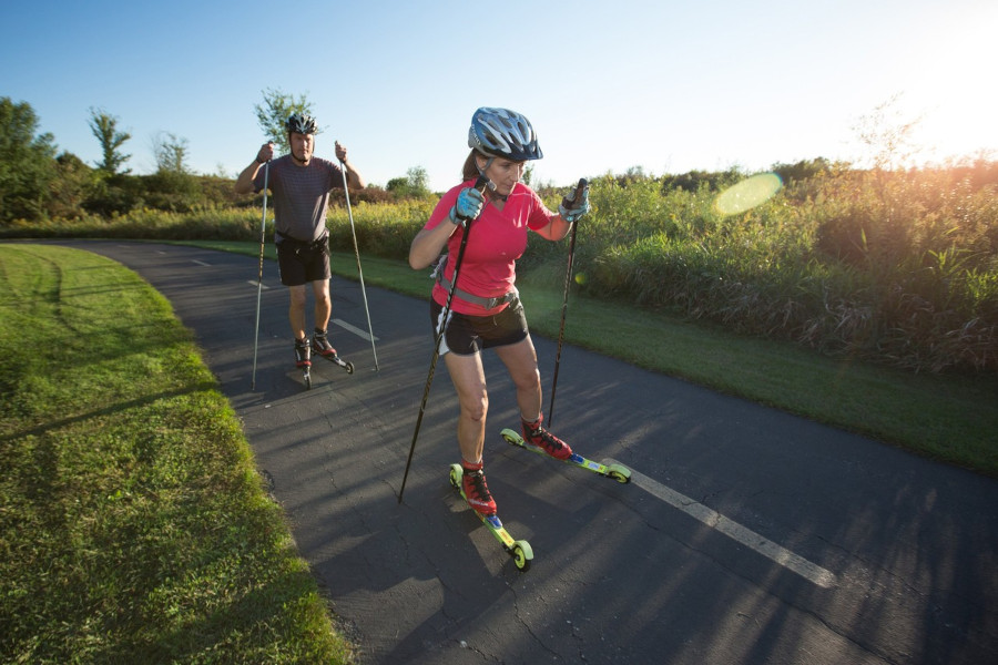 cross country roller skis